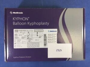 MEDTRONIC Kyphon Kyphopak Express Tray Orthopedic - General for sale