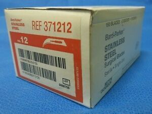 BD 371212 Scalpels and Blades for sale