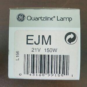 GE EJM Quartzline Lamp Medical Bulbs for sale