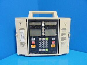 BAXTER Flo Gard 6301 Volumetric  Dual Channel IV Pump/ Pump IV Infusion for sale