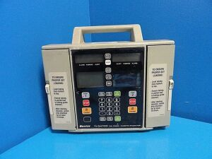 BAXTER Flo Gard 6301 Volumetric , Dual Channel - Pump IV Infusion for sale
