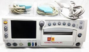 GE CORO 259A Fetal Monitor for sale