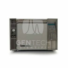 AGILENT 5890 Series II with FID Gas Chromatograph for sale