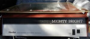 HOEFER Mighty Bright DNA Related for sale