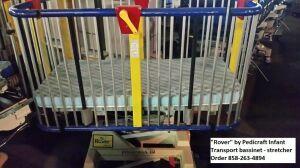 PEDICRAFT Rover Crib for sale