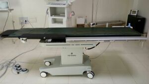 OTHER HOTBORN DC-2000 Catheterization Table C-Arm Table for sale