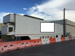 GE 23X Mobile MRI Mobile for sale