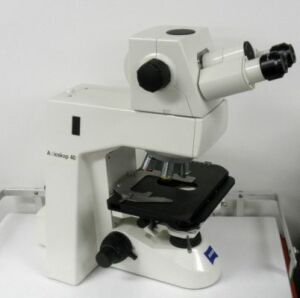 ZEISS Axioskop 40 Microscope for sale