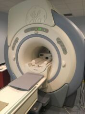 GE 3.0T Signa EXCITE III HDxT 16 Channel MRI Scanner for sale