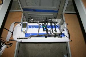 OTTO BOCK 480E PRO CPM with Remote Control Continuous Passive Motion (CPM) for sale