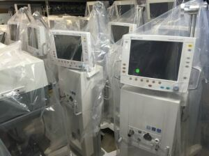 GE CARESTATION Ventilator for sale