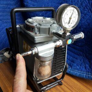 GAST DOA-P101-A pressure pump or aspirator Dental Vacuum for sale