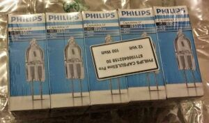 PHILIPS Capsuleline Pro 100w Medical Bulbs for sale
