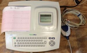 WELCH ALLYN CP-100 EKG for sale