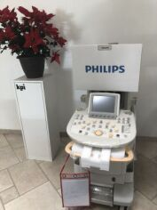 PHILIPS iU22 DS xMatrix Shared Service –  Diamond Select (G-Cart Hardware) Ultrasound General for sale