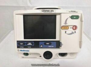 LIFEPAK 20E Defibrillator for sale
