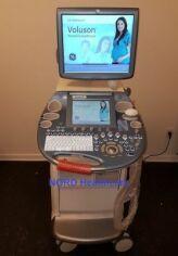GE Voluson E8 Expert BT13 OB / GYN - Vascular Ultrasound for sale