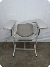 CUSTOM COMFORT Phlebotomy / Blood Professional Use Chairs/Stools for sale