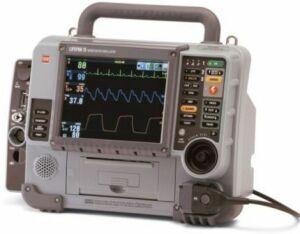 PHYSIO-CONTROL LIFEPAK 15 3-Lead, RECERTIFIED Defibrillator for sale