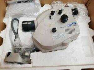 TOPCON TRC-50DX Fundus Camera for sale