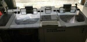 CUSTOM ULTRASONICS INC 83 PLUS 9 Ultrasonic Cleaner for sale