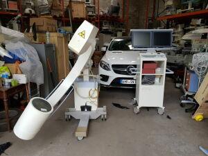 SIEMENS Compact L C-Arm for sale