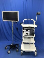OLYMPUS EVIS LUCERA ELITE CV-290 & CLV-290 Endoscopy Processor for sale