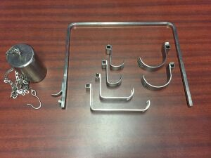 RICHARDS 11-1658, 225-508 Surgical Instruments for sale