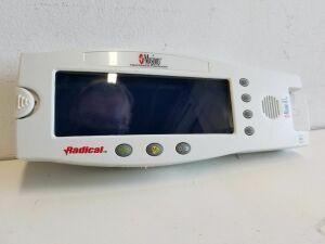 MASIMO Radical Oximeter - Pulse for sale