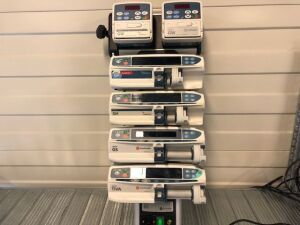 ALARIS DS Docking Station Pump Controller for sale