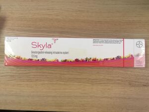 BAYER Skyla Levonorgestrel-Releasing Intrauterine System 13.5mg Disposables - General for sale