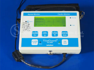 GETEMED Vita Guard VG2000 Apnea Monitor for sale