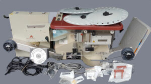 MEDICAL PACKAGING INC Auto-Print Unit Dose System Barcode Printer Pharmaceutical Packaging for sale