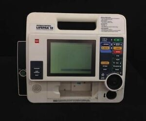 PHYSIO CONTROL Lifepak 12 Defibrillator for sale