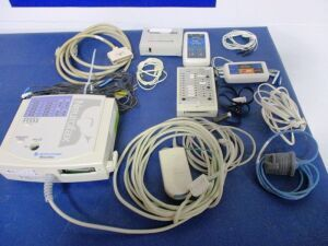 NIHON KOHDEN Neurofax JE-912AK EEG Unit for sale