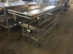 LIPSHAW Unknown Morgue Table for sale