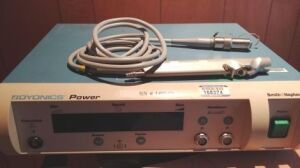 DYONICS Power Console and Elite Max Shaver Power Supply for sale