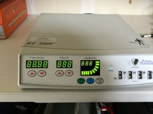 BOSTON SCIENTIFIC RF-3000 Generator with Power Cord Power Supply for sale