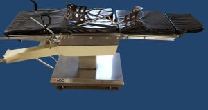 SHAMPAINE AHP 600 manual hydraulic OB Table for sale