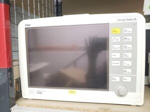 DRAGER Infinity Delta XL Monitor for sale