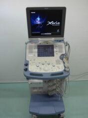 TOSHIBA Xario SSA-660A Cardiac - Vascular Ultrasound for sale