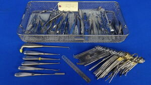VARIOUS Hand and Foot Instrument Set Hand Instrument for sale