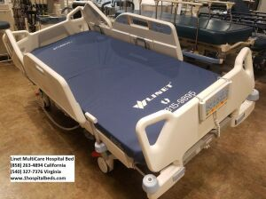 LINET AMERICAS Multicare Critical Care Beds Electric for sale