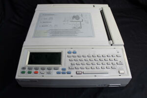 HP Agilent PageWriter 300pi EKG for sale