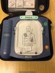 PHILIPS Heartstart OnSite HS1 Defibrillator for sale