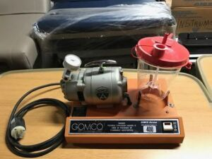 GOMCO Pump Suction for sale