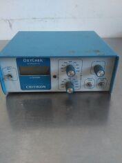 CRITIKON OxyCheck 2000 Oxygen Monitor for sale