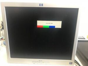 HP 1902 Display Monitor for sale