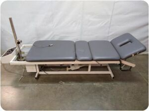 CHATTANOOGA TXE-7 Traction Table for sale