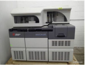 BECKMAN COULTER UniCel DXC600 Synchron Chemistry Analyzer for sale
